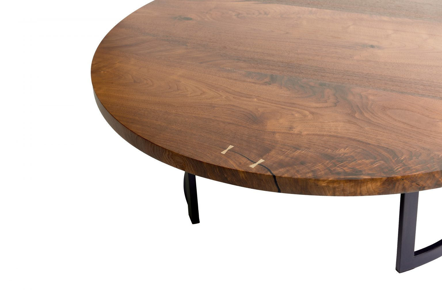 Gotham Wood Coffee Table