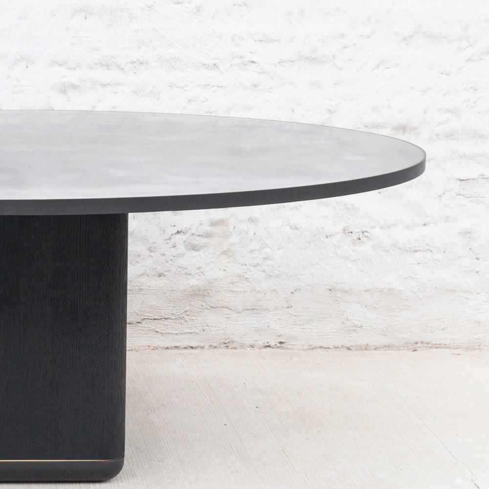 Jasper Pedestal Table