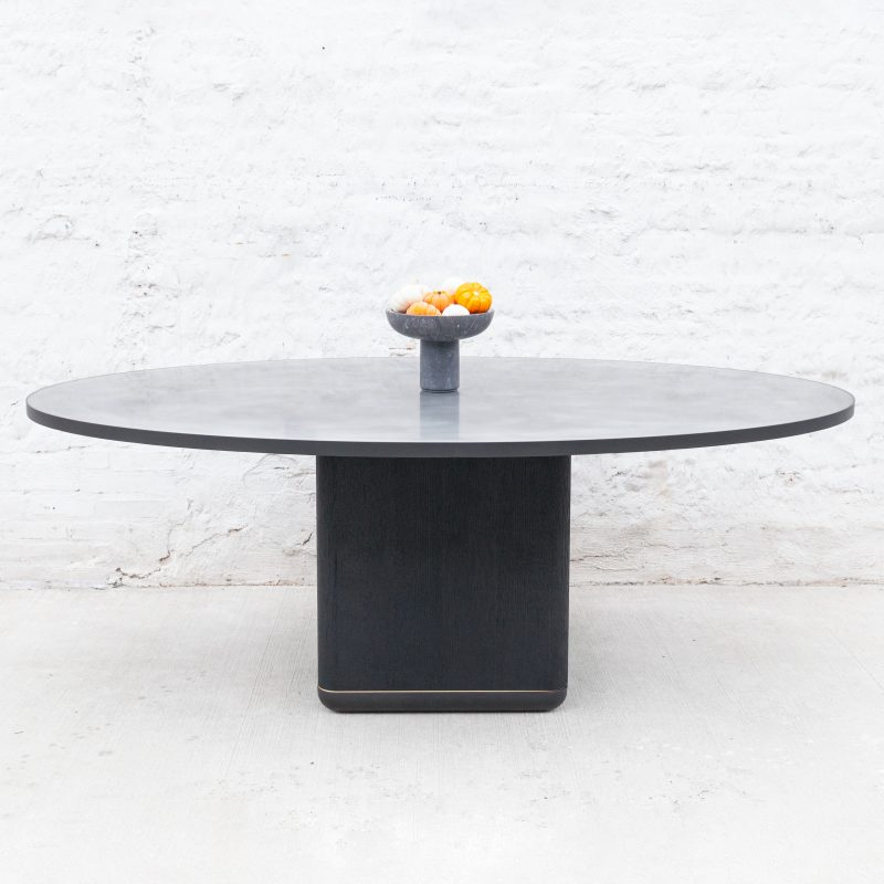 Jasper Pedestal Table