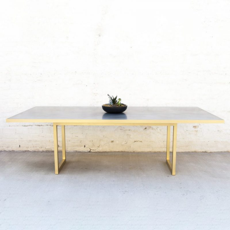 Custom Vega Gotham Dining Table
